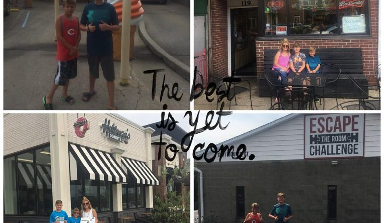 Our Butler County, Ohio Adventures –Day 1